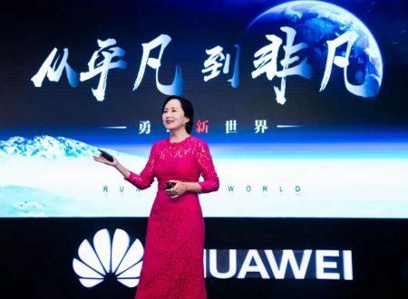 Con l'arresto dell'esecutivo, gli Stati Uniti vogliono soffocare Huawei