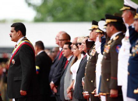 Confessioni di un mercenario contro il Venezuela