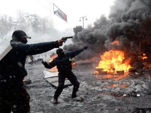Regime di Kiev, creatura dei Frankenstein occidentali