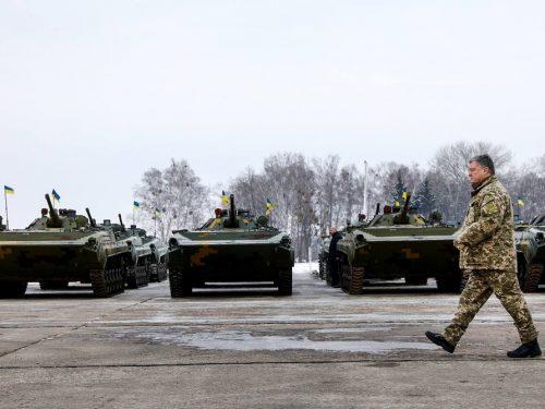 Washington porta doni al regime neo-nazista di Kiev