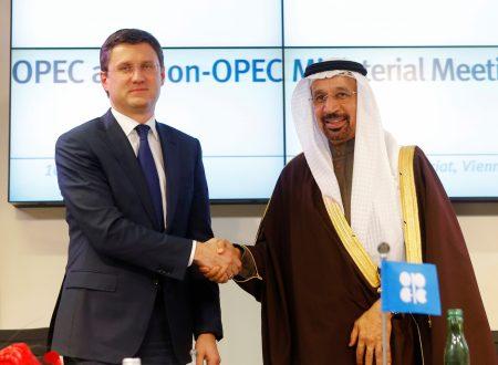 OPEC e Russia sistemano il mercato petrolifero ignorando le pressioni di Trump