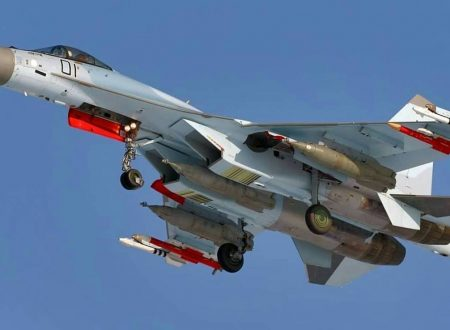 Prodotto il 100° caccia Su-35
