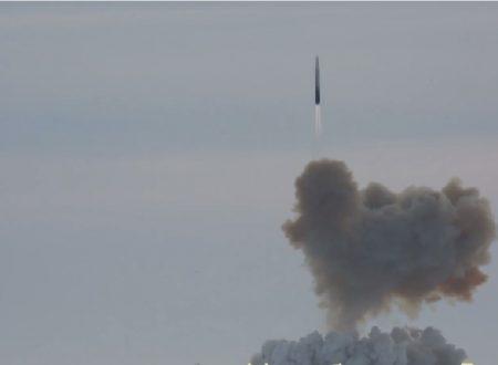 Come un meteorite, il rivoluzionario missile della Russia