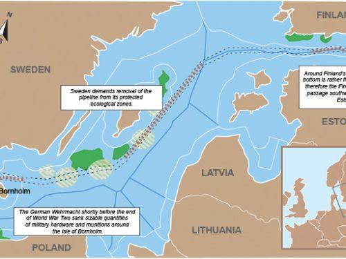 """Bloccare Nord Stream 2: combattere la """"dittatura russa"""" col diktat degli USA all'Europa"""