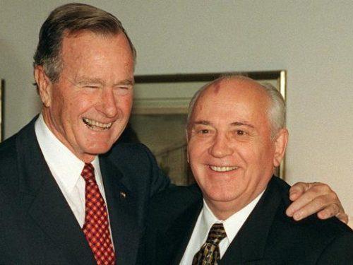 Kennedy: il collegamento a George Bush