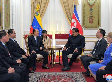 Pyongyang fornirà a Caracas aiuti militari?