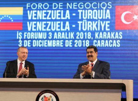 L'approccio strategico delle relazioni Turchia-Venezuela