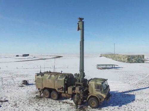 Il nuovo scudo ai confini della Russia