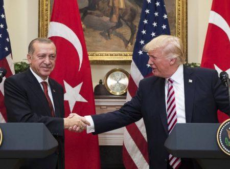 Gli Stati Uniti lasciano amarezza in Siria