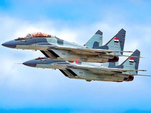 I nuovi MiG-29M rivoluzionano l'Aeronautica egiziana