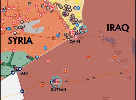 L'Esercito arabo siriano spezza l'isolamento della Siria
