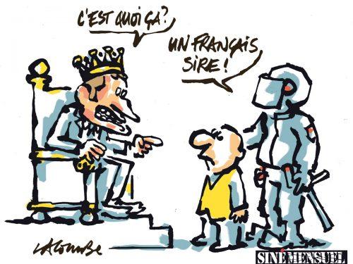 Macron non ha più alcuna legittimità