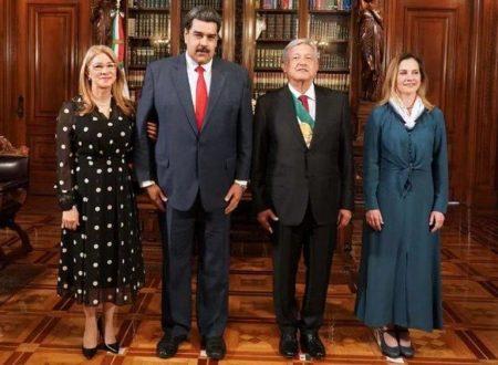 Maduro in Messico: un quadro del momento politico latinoamericano