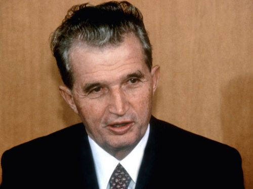 Le parole di Ceausescu prima di essere giustiziato nel Natale 1989