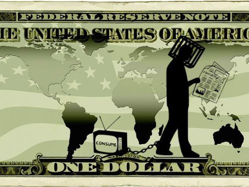 La lenta agonia del dollaro