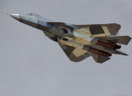 Missili Kinzhal per i caccia Su-57 della Russia