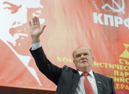 """Zjuganov: """"Il popolo russo vede chiaramente chi sono gli amici e chi i nemici"""""""