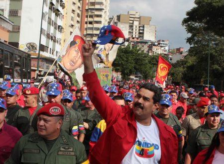 Il Venezuela sventa la ricomposizione di Washington