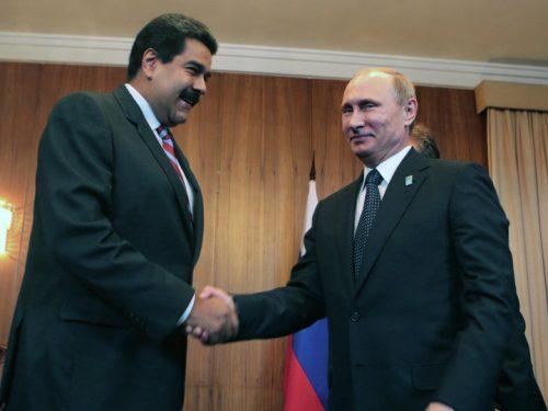 Maduro spiega come la Russia protegge il Venezuela dagli USA
