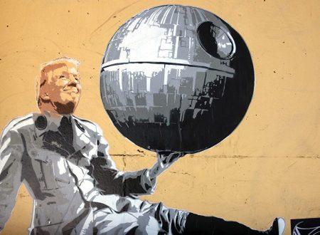 L'aspirante Reagan rilancia le Star Wars di Reagan