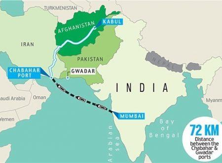 L'India inizia l'attività commerciale nel porto di Chabahar