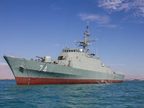 Gli Stati Uniti sono preoccupati dall'ascesa della Marina Militare iraniana
