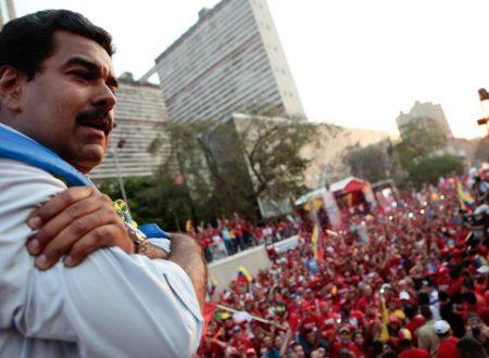 In Venezuela, un remake del modulo libico