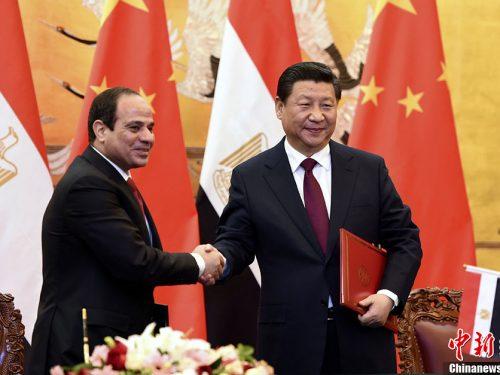 Cina, maestra della diplomazia parallela in Egitto