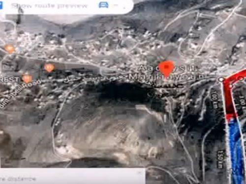Libano, Israele e il furto di gas