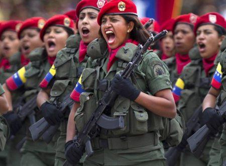 Il Venezuela avvia la controffensiva su aggressori e traditori