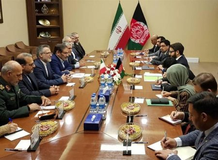 Teheran intende scalzare Trump dall'Afghanistan