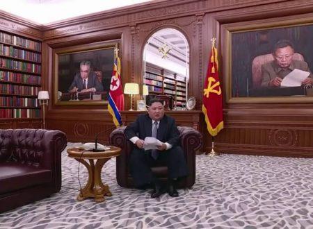 Discorso di Capodanno di Kim Jong Un
