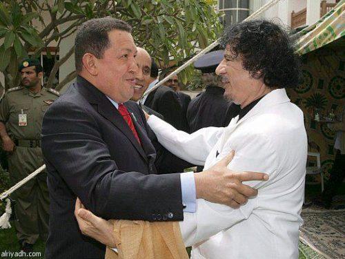 Il Venezuela subirà ciò che Chavez denunciò sulla Libia?
