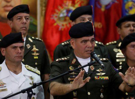 Le Forze Armate del Venezuela pronte a difendere la sovranità del Paese