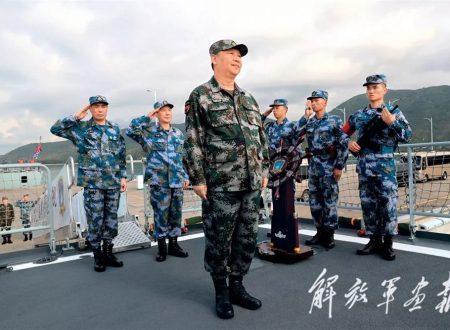 Xi ordina alle Forze Armate d'intensificare la preparazione alla guerra