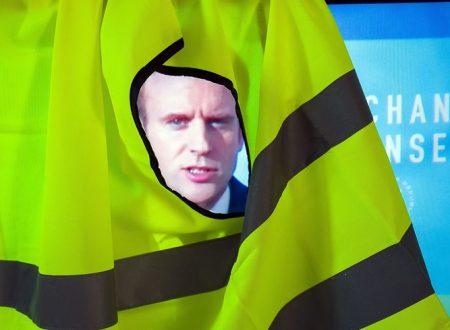 Macron, il principino del caos…