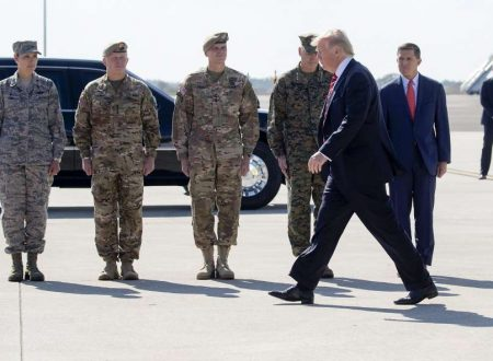 Trump inizia la sua guerra, infine?