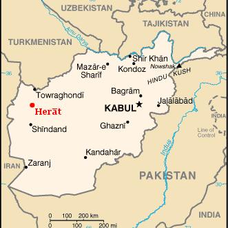 La disunità del comando degli Stati Uniti consente ai ribelli afgani di vincere la guerra