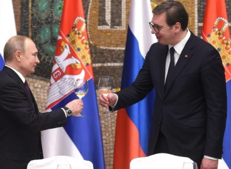 Mosca sosterrà la Serbia sul Kosovo