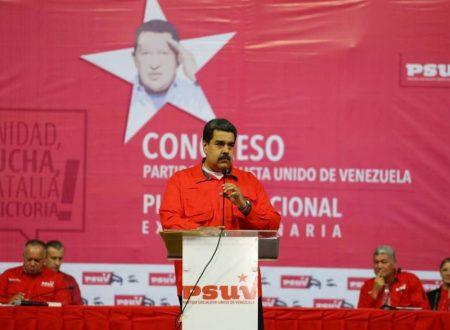 Intervista a Maduro