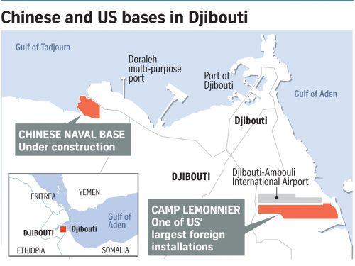 La verità sulla presenza cinese a Gibuti