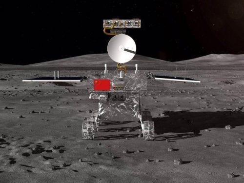 La sonda cinese Chang'e 4 atterra sul lato nascosto della Luna