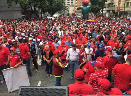 Venezuela: Guaidó, cortina fumogena di Trump, petrolio
