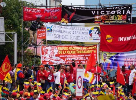 La Russia difende il Venezuela dalle provocazioni degli Stati Uniti