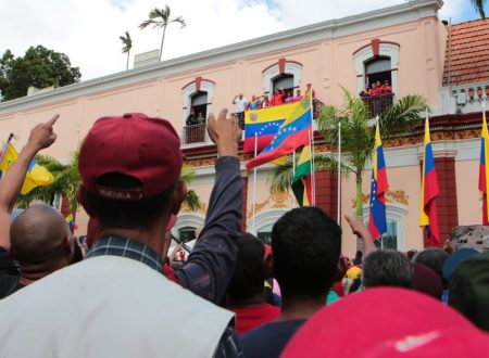 L'elite parassitaria e corrotta guida il golpe in Venezuela