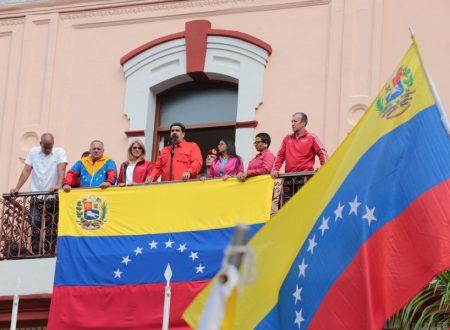 Ennesimo tentativo degli USA di sradicare la rivoluzione bolivariana