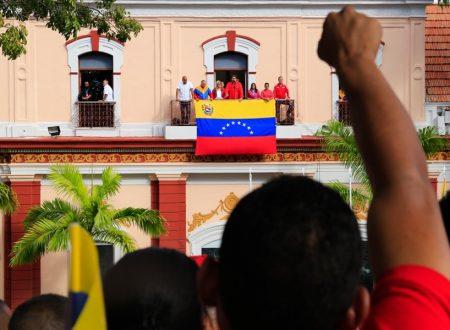 Pelea a Caracas