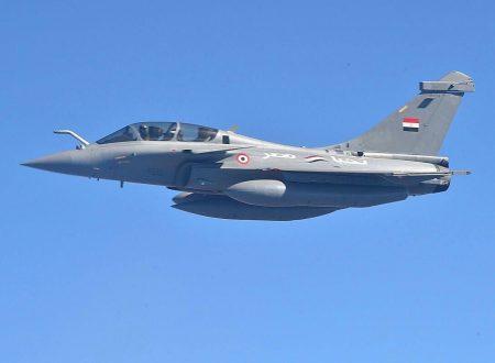 L'Egitto perde un caccia Rafale da 200 milioni di dollari