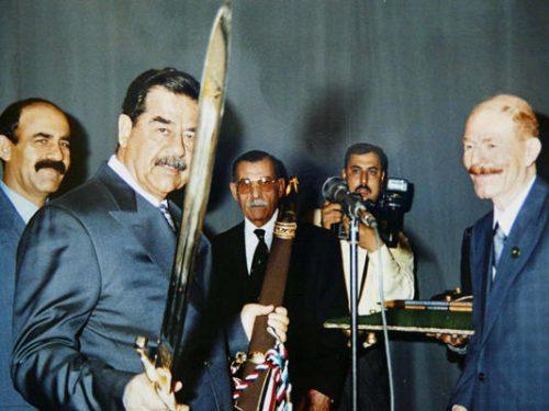 L'incredibile offerta di Sadam Husayn ai governanti iraniani