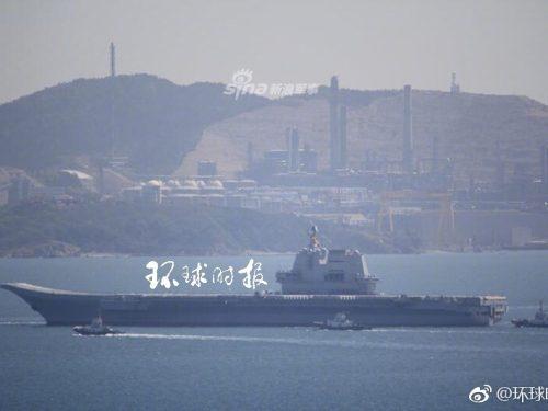 La Cina ha bisogno di almeno tre portaerei